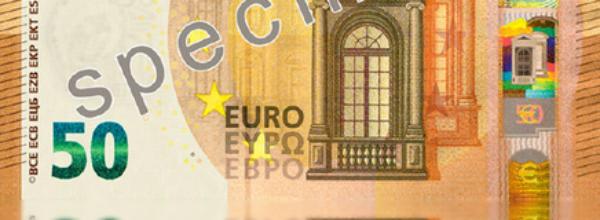 Nuova banconota da 50 euro, guida per le categorie che operano con il contante